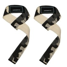 Power Hand Bar Straps Weight Lifting Straps Cotton Webbing Wrist