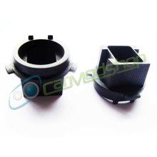 Xenon Hid Bulb Holders Adaptors Pair Lighting Lamp Fits Hyundai Veloster I30 I40
