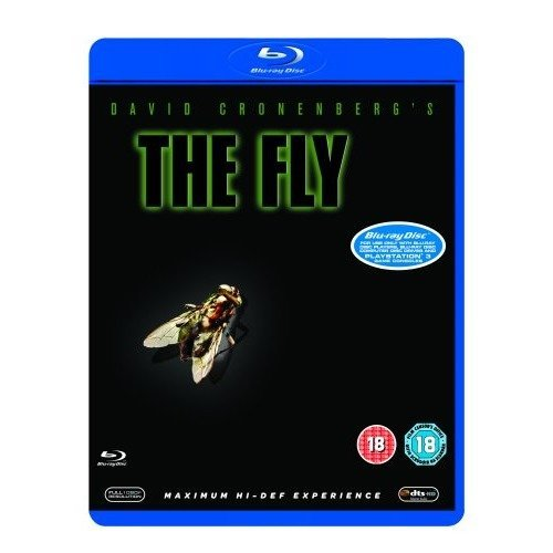 The Fly Blu-Ray [2008]
