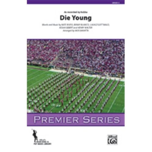 Alfred 00-40236 DIE YOUNG-PSM