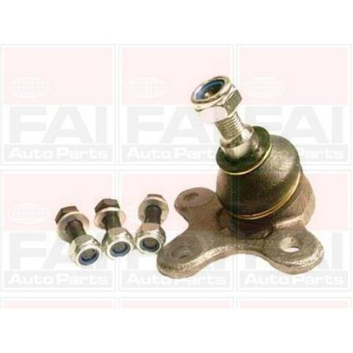 Front Right FAI Replacement Ball Joint SS500 for Volkswagen Polo 1.0 Litre Petrol (09/94-08/96)