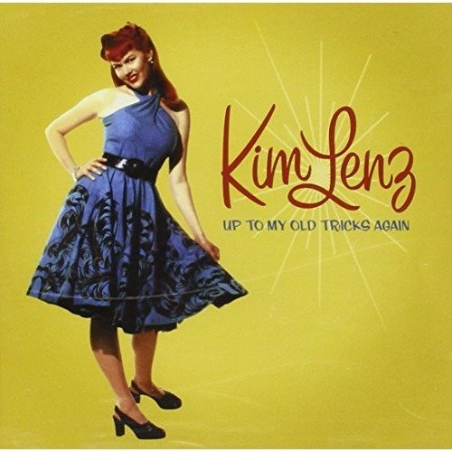 Lenz Kim - Up to My Old Tricks Again [CD]