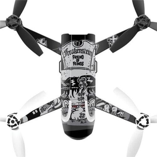 MightySkins PABEBOP2-Freakenstein Skin Decal Wrap for Parrot Bebop 2 Quadcopter Drone - Freakenstein