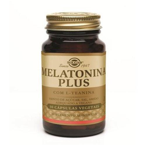 Solgar Melatonin Plus 30caps
