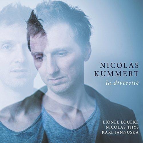 Nicolas Kummert - La Diversite - Nicolas Kummert Featuring Lionel Loueke [CD]