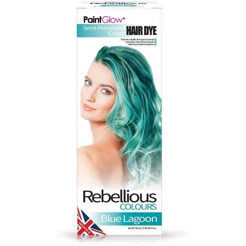 Rebellious Semi Permanent Hair Dye Colour 70ml
