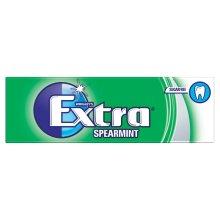 Wrigleys Extra Spearmint Sugar Free Chewing Gum - 10 Pieces