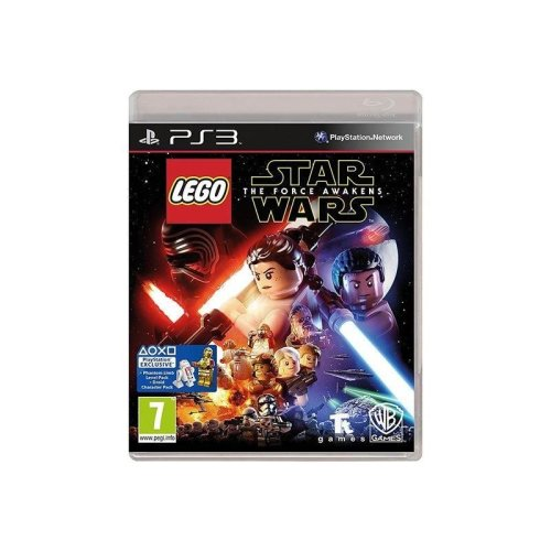 Lego Star Wars The Force Awakens PS3 Playstation 3 Game