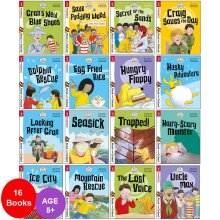 Biff, Chip and Kipper Stage 3 Read Oxford: 5+: 16 Books Collection Set