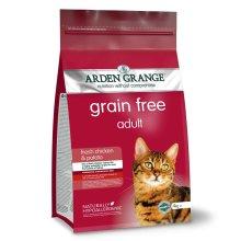 Arden Grange Cat Adult Chicken & Potato (4kg)