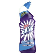 Cillit Bang WC Power Gel Bathroom Cleaner for Difficult Stains 700 ml