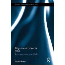 Migration of Labour in India - Used
