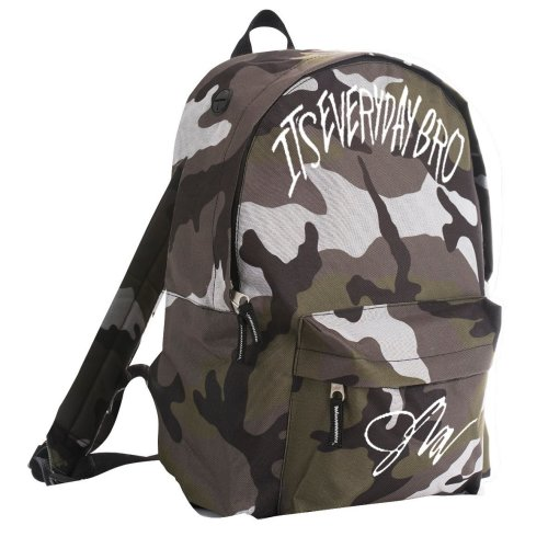 JAKE PAUL IT/'S EVERYDAY BRO BACKPACK Camo Kids Backpack RIder Backpack