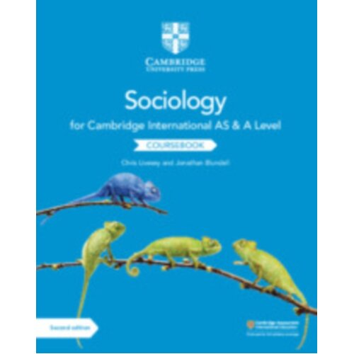 Cambridge International AS and A Level Sociology Coursebook by Livesey & ChrisBlundell & Jonathan