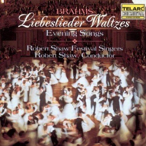 Ohannes Brahms - Brahms: Vocal Works [CD]