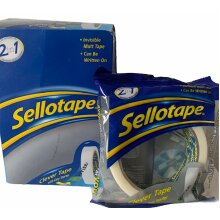 Sellotape 2 in 1 Clever Tape