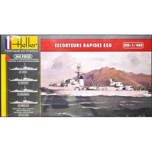 diff/érents Heller Hel81093/Mod/èle kit