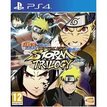 Naruto Ultimate Ninja Storm Trilogy (PS4) (New)