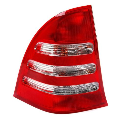 Mercedes C Class 2011-2015 Estate Clear LED Rear Tail Light O//S Drivers Right