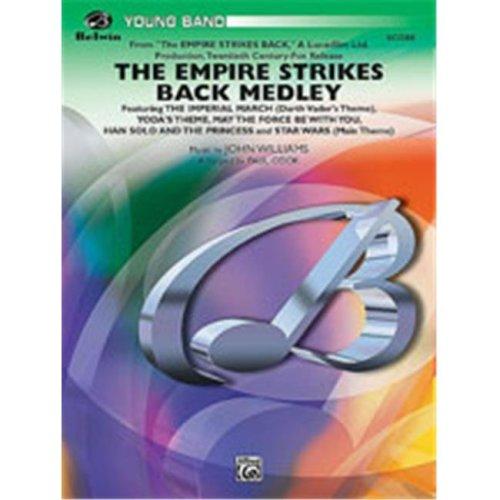 Alfred 00-CB9717 EMPIRE STRIKES BACK MEDLEY-CB