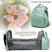 Baby Portable Backpack Bed Large Capacity
