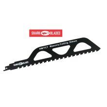 SHARK BLADES RECIPROCATING SAW BLADES Masonry S1243HM Carbide Tip