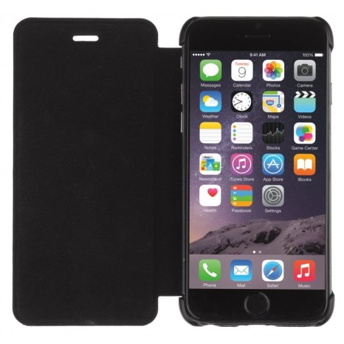 Case IT Ultra-Thin Folio Case Cover + Screen Protector for iPhone 6 6s