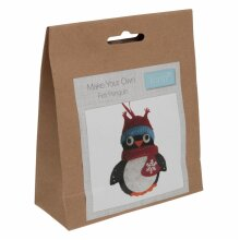 Felt Decoration Kit: Penguin