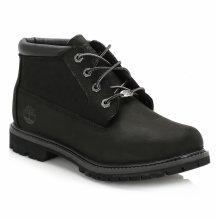 Timberland Womens Black Nellie Double Waterproof Chukka Boots