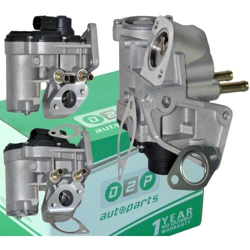 EGR VALVE FOR VW GOLF MK5 PLUS EOS JETTA III POLO TOURAN PASSAT 3C2 1.4 1.6 FSI