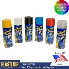Performix Plasti Dip Rubber Coating Spray Paint Aerosol Can 325ml