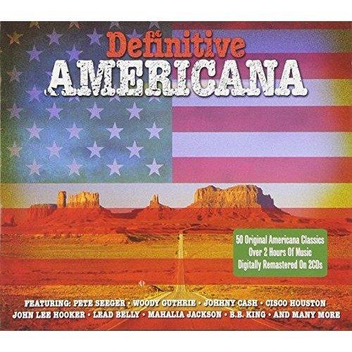Definitive Americana [CD]