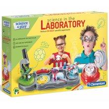 Clementoni 61756 Science Museum - Scientific Laboratory
