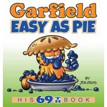 Garfield Easy as Pie by Davis & Jim - Used
