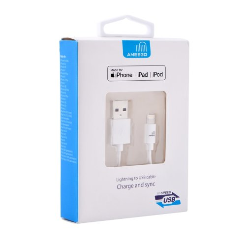 Apple MFI Certified Lightning 1m Data and Charge Cable