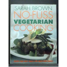 No-Fuss Vegetarian Cooking - Used