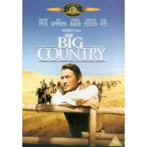 The Big Country DVD [2001]