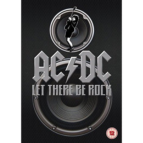 AC/DC Let There Be Rock DVD [2011]