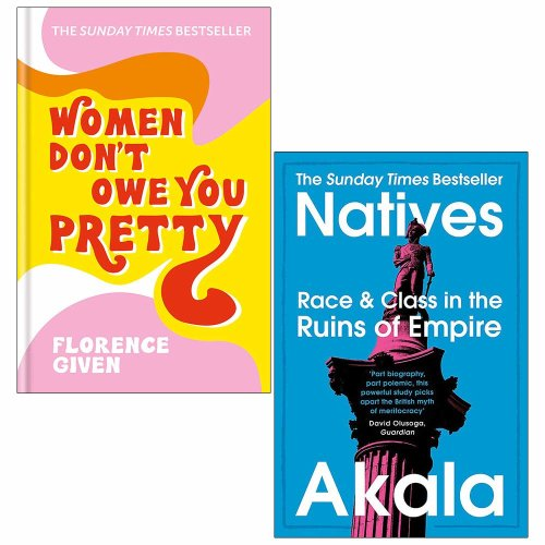 Women Don't Owe You Pretty, Natives 2 Books Collection Set
