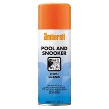 Ambersil Pool & Snooker Baize Cloth Cleaner 400ml Billiards 31632