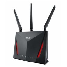 Asus (RT-AC86U) AC2900 (750+2167) Wireless Dual Band GB Cable Router, MIMO, USB 3.0