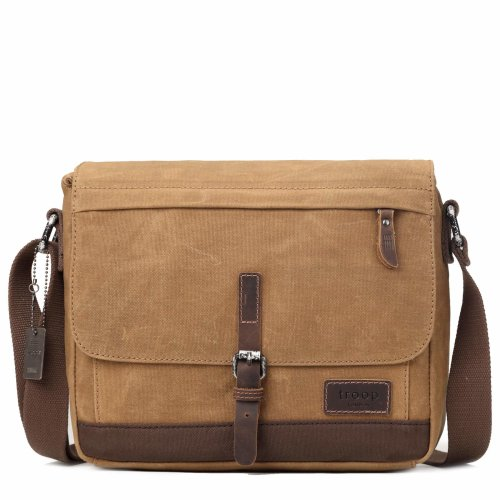 TRP0443 | A great range of canvas bags and luggage. User-friendly, comfortable and durable Troop London