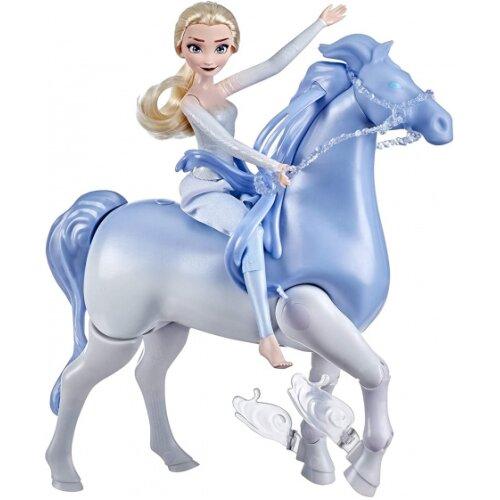 characters Frozen Elsa & Nokk girls blue 2-piece
