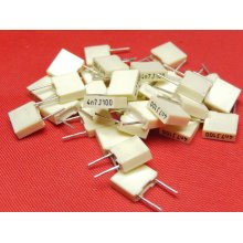 Metallized Polyester Film Capacitor 0.0047uF 100v Pitch 5mm PACK of 50
