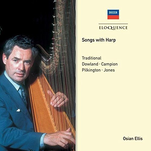 Ellis Osian - Songs with Harp [CD]