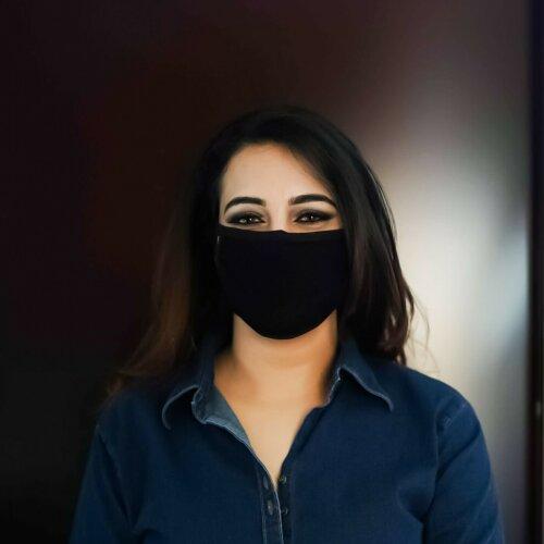 Face Mask (Pack of 10) Washable 100% Cotton Reusable Adult (Unisex) UK