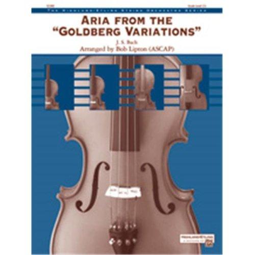 Alfred 00-35979 ARIA-GOLDBERG VARIATIONS-HSO SET4D
