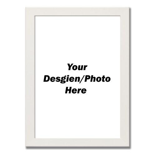(White, A5 - 210x148 mm) A1 A2 A3 A4 A5 A6 Black Photo Frames White Frames