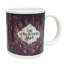 Harry Potter Marauders Map Heat Changing Mug