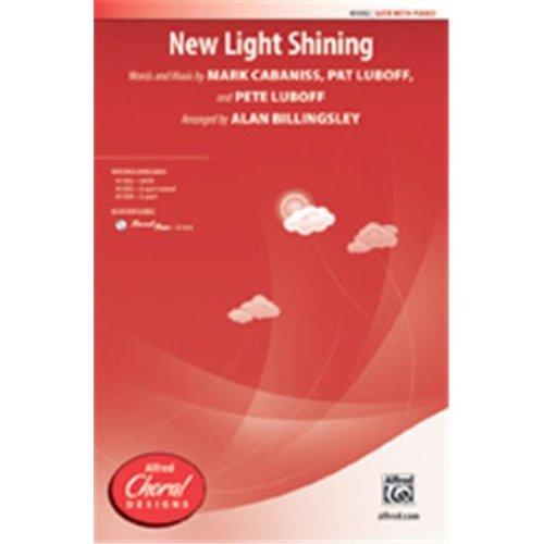 Alfred 00-41595 NEW LIGHT SHINING-STRX CD